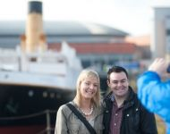 15500 Titanic Belfast and SS Nomadic